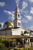 Tempel-Heiliges Vlasiy-Kirche in Bulgarien Lizenzfreies Stockfoto