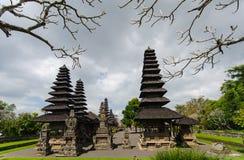 Tempel i bali Arkivfoto
