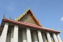 Tempel i Bangkok Royaltyfria Bilder