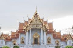 Tempel i Bangkok, Thailand Arkivfoton