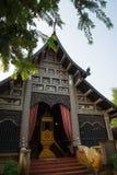 Tempel i Chiang Mai, Thailand Royaltyfria Bilder