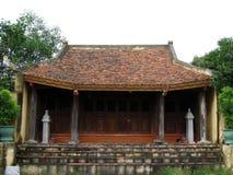 Tempel i den traditionella arkitektoniska stilen av öst, Hai D Arkivbilder