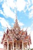 Tempel i det Thailand landskapet Pattani Royaltyfria Foton