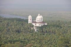 Tempel i Goa, Indien Royaltyfri Fotografi