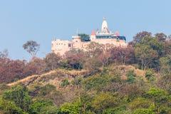 Tempel i Haridwar Royaltyfri Bild