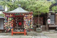 Tempel i Kyoto, Japan Arkivfoton