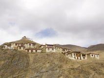 Tempel i Ladakh Fotografering för Bildbyråer