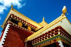 Tempel i Nepal Royaltyfri Fotografi