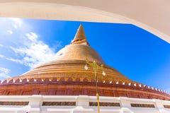 Tempel i Thailand Royaltyfria Foton