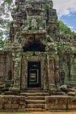 Tempel im kambodschanischen Dschungel Lizenzfreies Stockbild