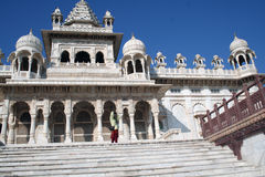 Tempel in Indien stockbild