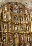 Tempel IX van Santo Domingo Royalty-vrije Stock Foto's