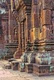Tempel-Kambodja royalty-vrije stock fotografie