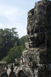 Tempel Kambodscha-Siem Reap Angkor Wat Bayon Lizenzfreie Stockfotografie