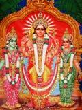 Tempel in Kandy/Sri Lanka Royalty-vrije Stock Foto's