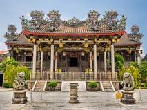 Tempel Khoo Kongsi Clanhouse in George Town, Penang, Malaysia Stockbilder