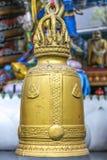 Tempel Klocka Arkivfoto
