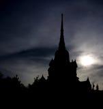 Tempel-Kontrollturm Stockfoto