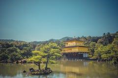 Tempel Kyoto Lizenzfreies Stockfoto