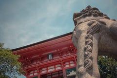Tempel Kyoto Lizenzfreie Stockfotografie