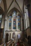 Tempel kyrkliga London Fotografering för Bildbyråer