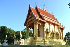 Tempel kyrkliga Pru Por Arkivfoton
