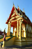 Tempel kyrkliga Pru Por Royaltyfri Foto