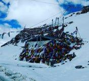 Tempel in Ladakh royalty-vrije stock afbeeldingen