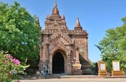Tempel Lage Myet Hna Bagan myanmar Stockfotos