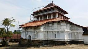 Tempel Lanka Tileke in Sri Lanka stock fotografie