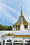 Tempel lanmark Royalty-vrije Stock Foto's
