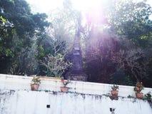 Tempel Laos buddha royaltyfria foton