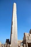 Tempel in Luxor Royalty-vrije Stock Fotografie