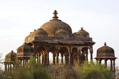 Tempel mit 36 Säulen Stockfotografie