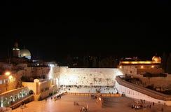 Tempel-Montierung in Jerusalem Stockfoto