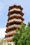 Tempel Nan-Tien Lizenzfreie Stockfotografie