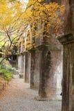 Tempel Nanzen -nanzen-ji Stock Foto's