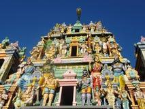 Tempel in Negombo/in Sri Lanka Stockfotos