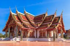 Tempel nennt Pra, das Cherng-Kumpel, Sakonnakhon Thailand Lizenzfreies Stockfoto
