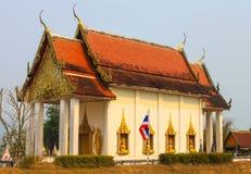 Tempel-Nicht-städtische Szene Lizenzfreies Stockfoto
