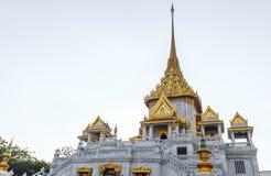 Tempel och thailändsk kultur Arkivfoton
