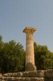 Tempel Olympia Stock Fotografie