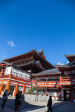 Tempel Osu Kanon in Nagoya Stockfotografie