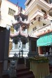 Tempel på Canet Tho - Vietnam arkivbild
