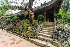 Tempel på Hanoi, Vietnam Royaltyfria Bilder
