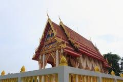 Tempel på Wat Phon Thong Royaltyfria Bilder
