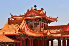 Tempel-Pagoden Stockfoto