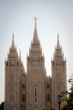 Tempel-Quadrat Lizenzfreies Stockfoto