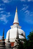 Tempel in Südthailand. lizenzfreie stockbilder