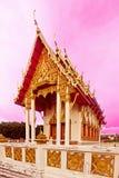 Tempel in Sakonnakorn Thailand royalty-vrije stock fotografie
